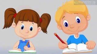 Урок 20 Навчання грамоти 1 клас. Написання великої та малої букви Оо.