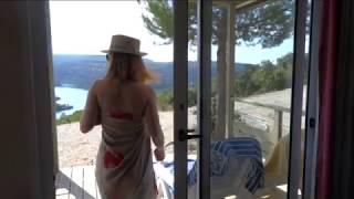 Chalet 2 chambres - Camping Naturiste Verdon Provence