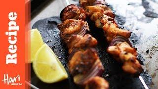Chicken Tikka Kebab Recipe