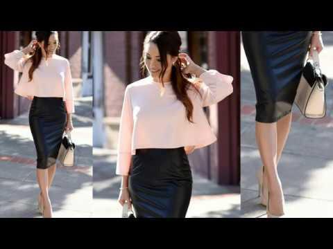 b2baac819 Ropa de moda elegante para mujer - Moda 2018 - YouTube