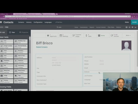 Build and Customize Your Own Odoo Apps with Odoo Studio