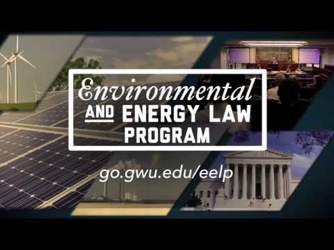 Environmental and Energy Law Program at GW Law