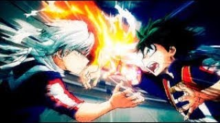 Gambar cover Todoroki vs Midoriya [amv] Elektronomia - The Other Side [NCS Release]