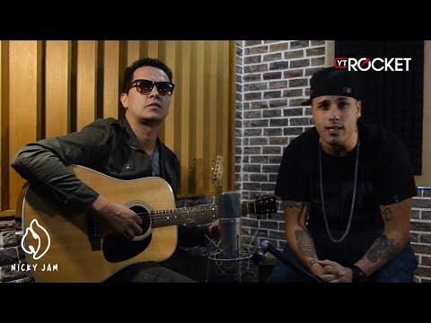 Nicky jam Ft El Profe-piso21 - Piensas En Mi - Versión Acústica ( @NickyJamPR )