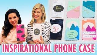Inspirational DIY Phone Cases with Meg & Marianne - HGTV Handmade