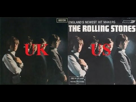 [#95] The Rolling Stones UK And US Discography Differences!