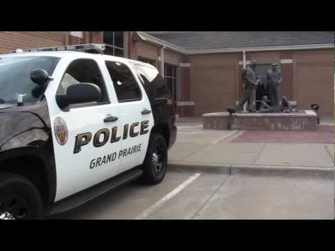Grand Prairie Reporter: Police Launch Teen Academy