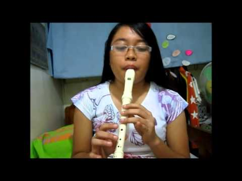 Frozen - Let It Go (recorder cover )