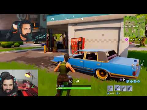 IT WAS SO DIFFERENT..! - Reacting To My FIRST Fortnite: Battle Royale Game
