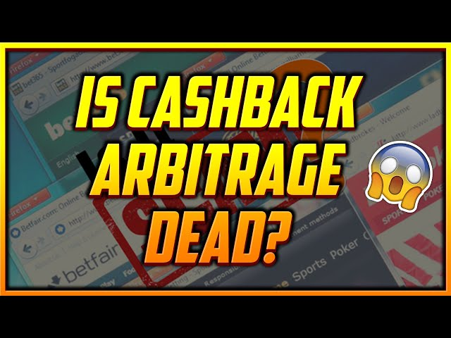 Is Cashback Arbitrage Dead - Can You Still Sell Rebate Products in 2021