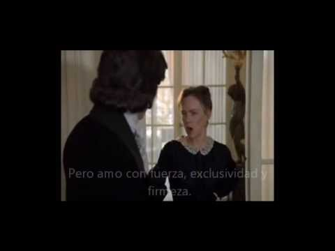 """Amo, eso es todo"", George Sand & Chopin. (Impromptu.)"