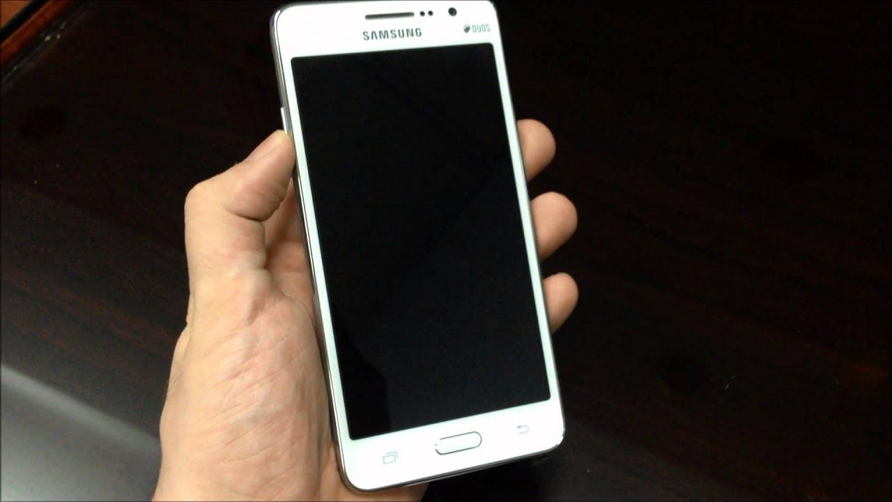 Samsung Galaxy Grand Prime White Color Sm-g530h  Ds