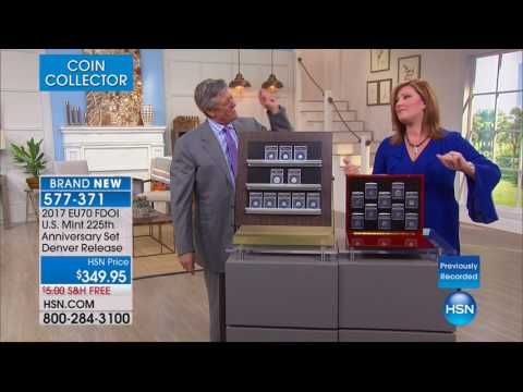 HSN | Coin Collector 08.06.2017 - 02 AM