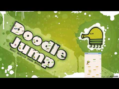Electro music for Doodle Jump