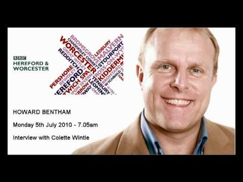 BBC Radio Hereford - Interview with Colette - 5th July 2010