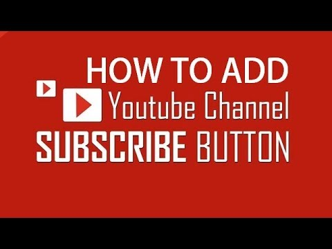 #2-how-to-add-subscribe-button-in-you-tube-videos