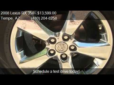 2008 Lexus RX 350 Base AWD 4dr SUV for sale in Tempe, AZ 852