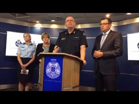 Australian police foil Christmas Day terror plot in Melbourne