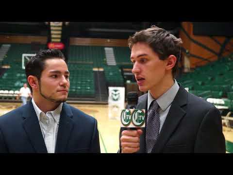 Colorado State University Men