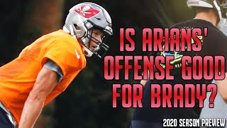 Is Bruce Arians' Offense Good For Brady? | 2020 Tampa Bay Buccaneers Season Preview
