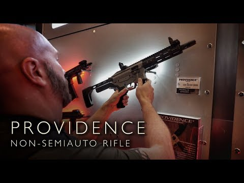Franklin Armory Providence - SHOT SHOW 2019