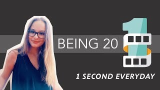 One Second Everyday - Age 20