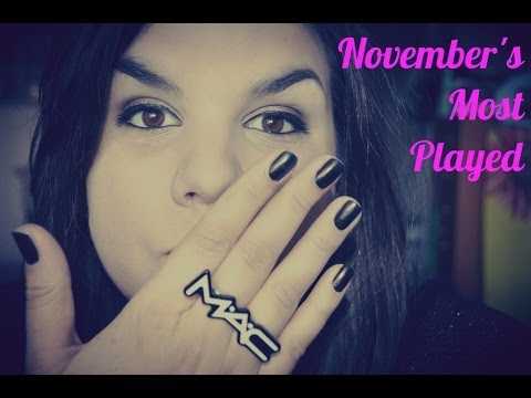 -November's Most Played- ft. GoldenVi0let & Hornitorella