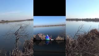 Pescuit stationar la varga pe balta Parepa - 16.02.2019