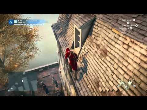 Assassins Creed Unity Free Roaming