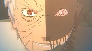 Obito & Kakashi vs Madara Full Fight (English Sub) - Naruto Shippuden Ultimate Ninja Storm 4