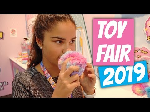 Toy Fair 2019!   Pikmi Pops, Shopkins, Fortnite, Foam Alive, Wrapples...
