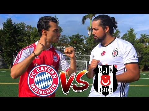 FC BAYERN MÜNCHEN vs BESIKTAS ISTANBUL | CHAMPIONS LEAGUE