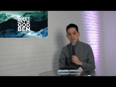 Livestream 29-03-2020 - Romano Katabaloeboeng