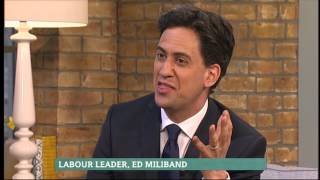 Ed Miliband On Coalition With The SNP | This Morning