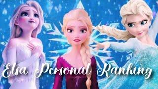 Elsa | Personal Ranking (My Top 15) 『Frozen I & II』