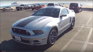 2013 Ford Mustang GT Premium обзор на русском языке