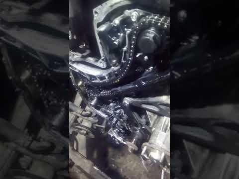 Замена ГРМ Nissan NP300 08+ YD25ddti