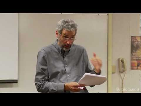 [BBST 465] The Theology of Vocation, and Calling - Rick Langer