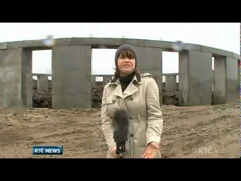 20111130 [rtenews]  Achill-Henge