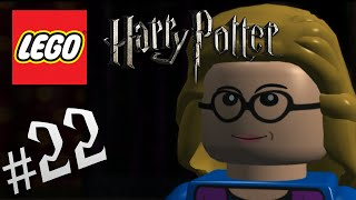 LEGO Harry Potter Years 1-4 Part 22 - Year 3 -  Riddikulus