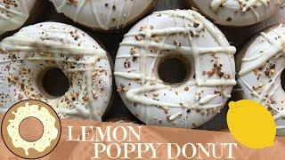 Making Lemon Poppy Donut Soaps   🍩 🍋 GYPSYFAE CREATIONS