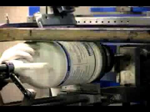 Silkscreen Machine at Formula Corp - Private Label Seattle