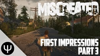 Miscreated — First Impressions — Part 3 — Monkey Boys!