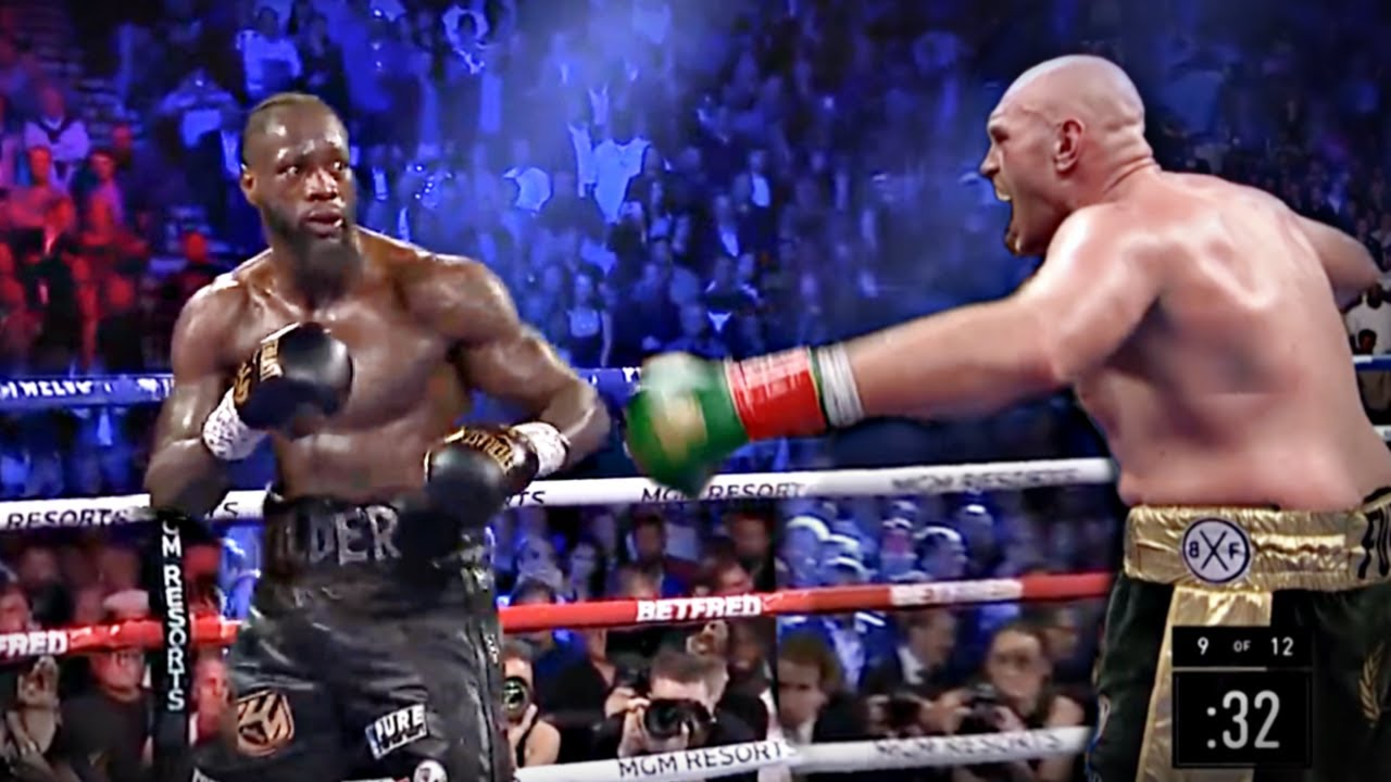 The Truth Behind Deontay Wilder Loss