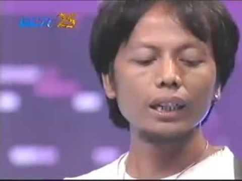 Pujiono - Manisnya Negeriku | Lagunya Dijadikan Penutup Acara Indonesian Idol