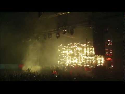 RICHIE HAWTIN -live- @ TIME WARP 2011 Italy HD (complete record) / WarmUp-Video for 2012
