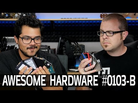 Awesome Hardware #0103-B: Mini-ITX AM4, 1080 Ti HoF, Optane Memory & Net Neutrality