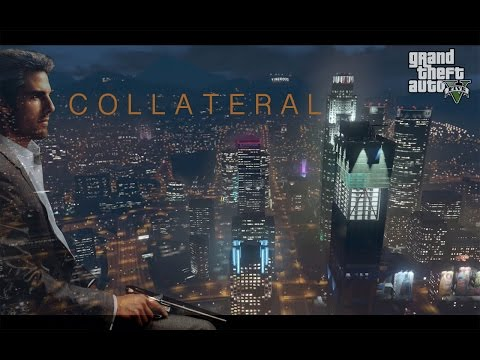 GTA 5 Movie Trailer (Collateral Trailer) Fan-made
