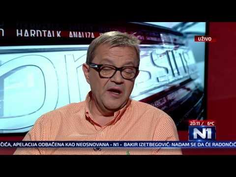 N1 Pressing: Emir Hadžihafizbegović (16.3.2016)