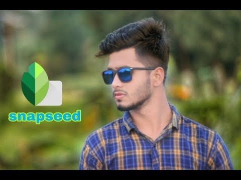 Professional photo edit for mobile snapseed app |DSLR photo|
